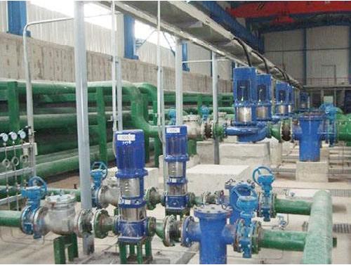 西安污水泵-市政排污案例