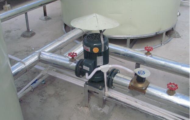 西安污水泵水处理实用案例