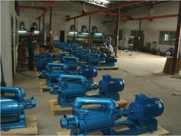 西安潜水泵厂家准备装车的水泵