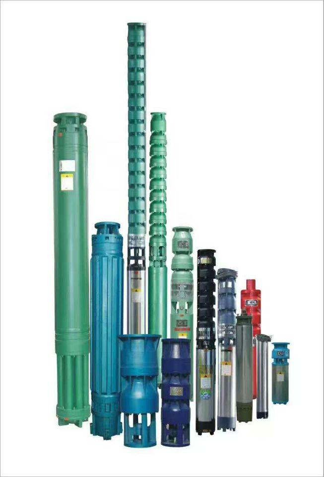 西安水泵销售 QJ深井泵