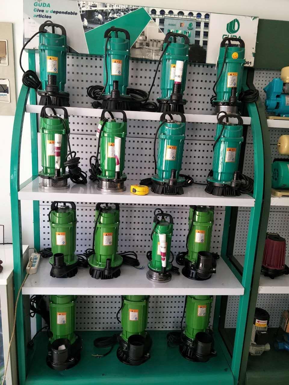 西安潜水泵安装