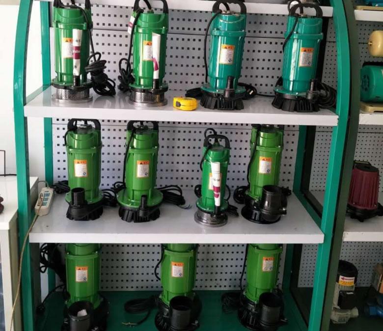 西安潜水泵厂家-铝壳潜水泵