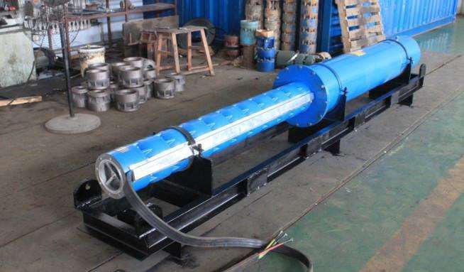 了解西安潜水泵的使用注意事项及维护保养
