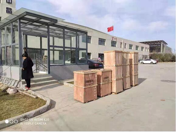 保税中心—西安消防泵及消防控制柜?案例