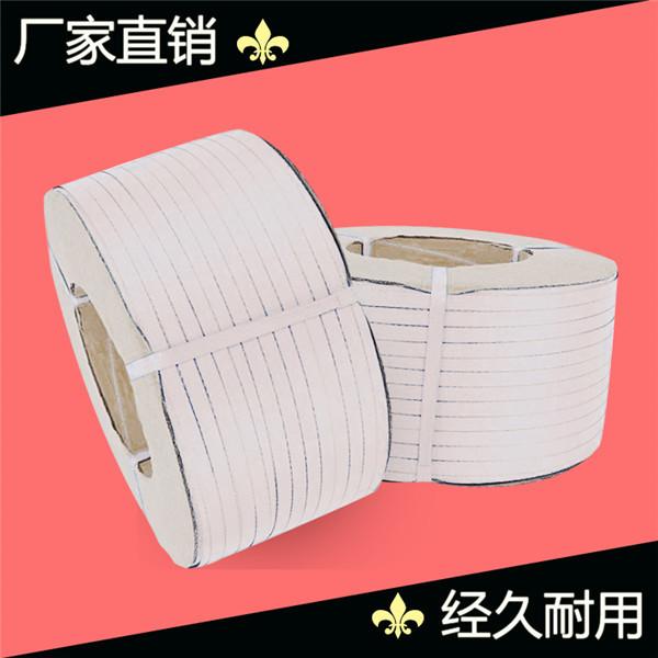 塑钢打包带的表面是有压印纹有什么作用?