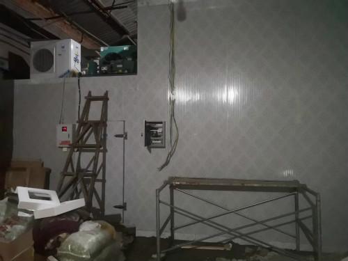 成都医疗冷库安装现场——成都市金牛区金建人民医院