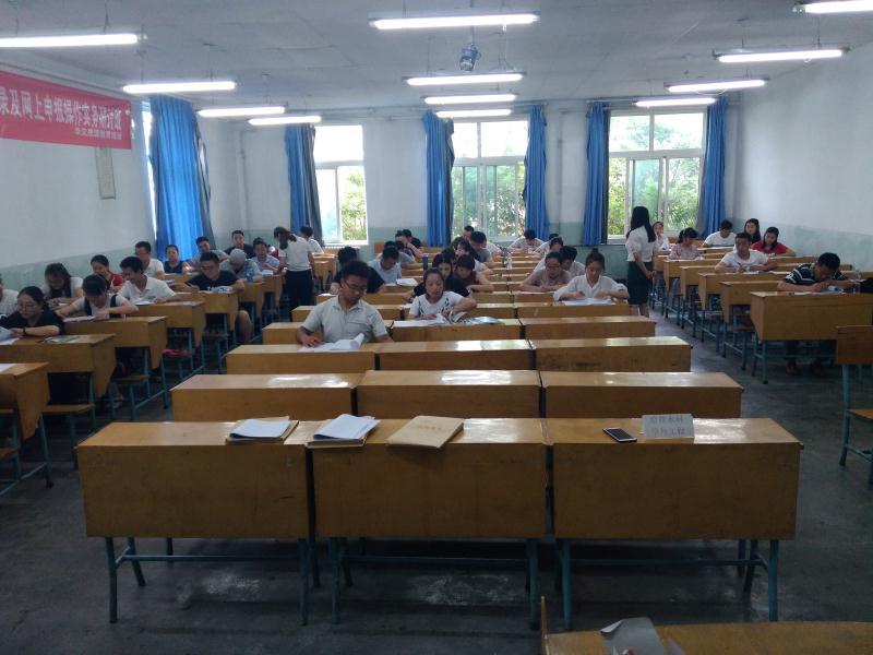 甘肃新科技专修学院 课堂风采