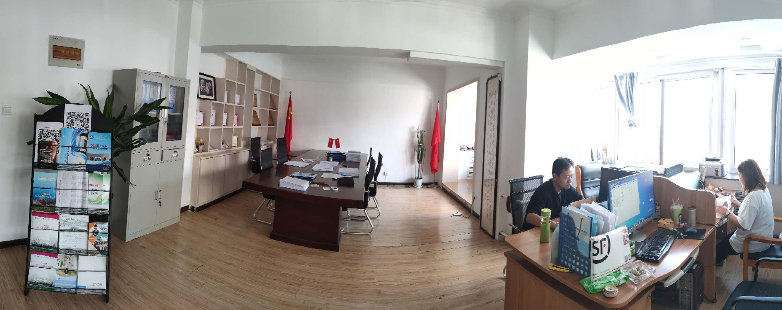 新科技专修学院教职工办公地点展示