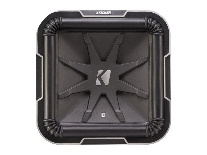 新款KICKER L7方低音音响