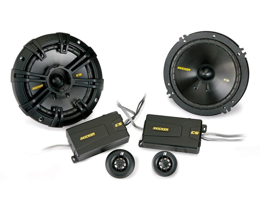 甘肃CS系列扬声器系统
