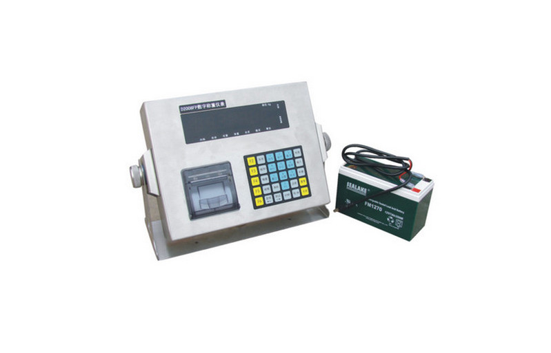 电子平台秤维修常用工具