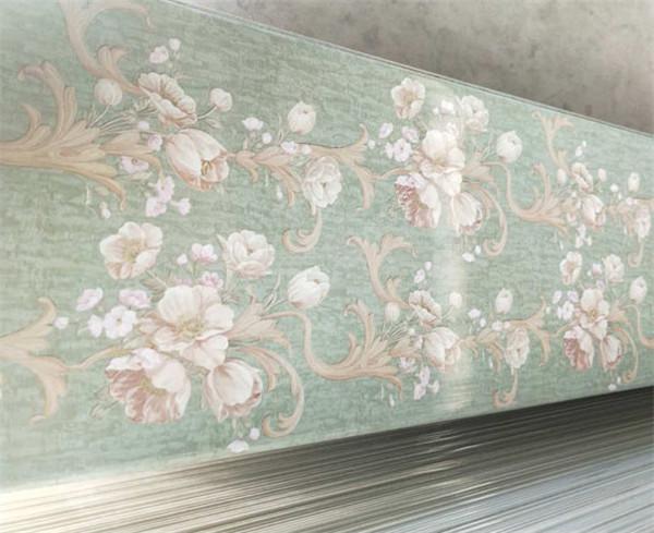 宁夏石塑墙板 背景纤维集成墙板批发