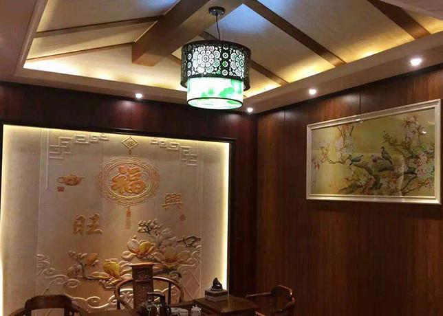 竹木纤维快装墙板清洁保养要做3个原则四个点