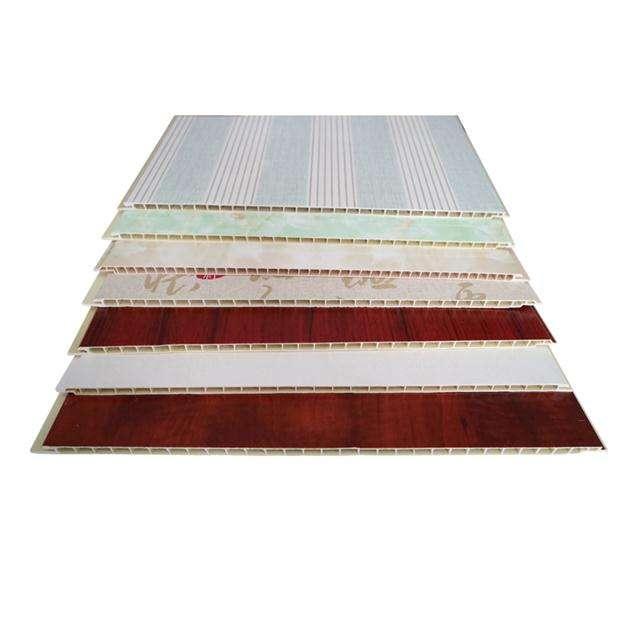 银川竹木纤维集成墙板环保健康