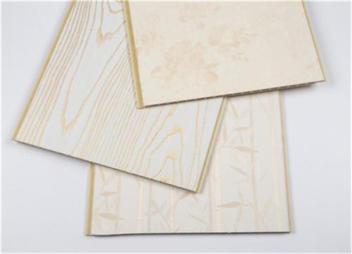 银川竹木纤维集成墙板价格