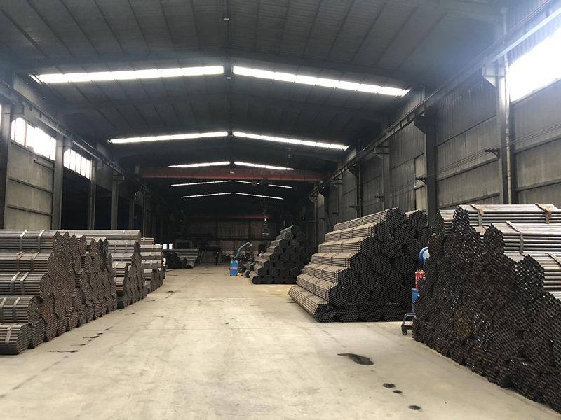 西安钢管生产