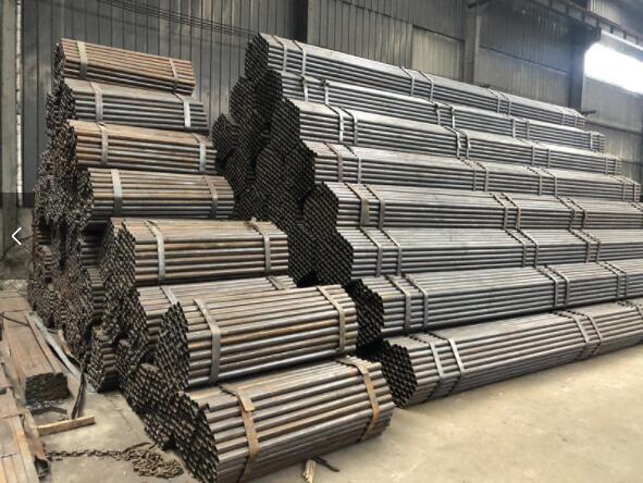西安星朋管业有限公司钢装车运输视频