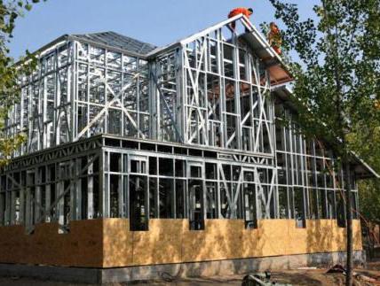 四川轻钢结构房施工