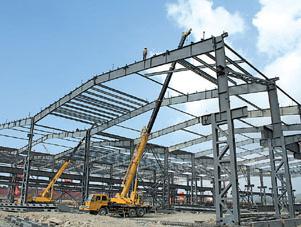 四川型钢结构房搭建