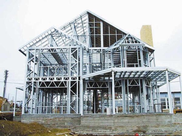 浅析四川钢结构常见的几种类型