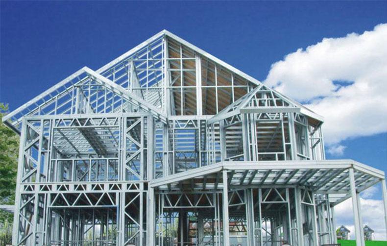 中天红林建设:给大家分享一下四川轻钢房屋的几大优点