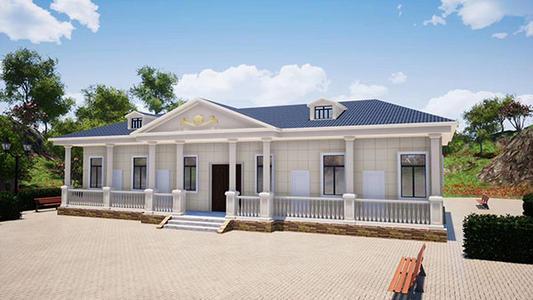 修建四川轻钢结构房屋的步骤详解