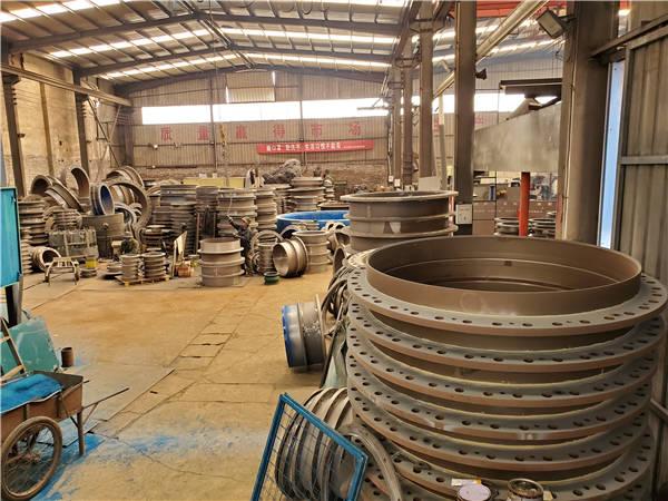 森沃科技有限公司-成都橡胶接头厂区环境
