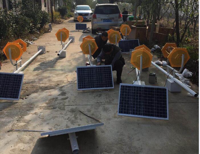 陕西农业配套设施是如何应用太阳能的?