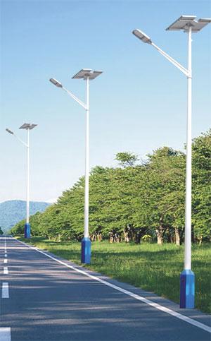 陕西太阳能路灯和亮化