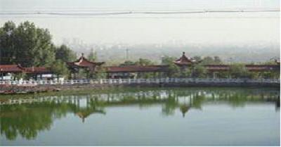 郑州龙福山庄基地