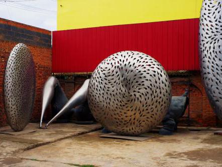 四川金属雕塑