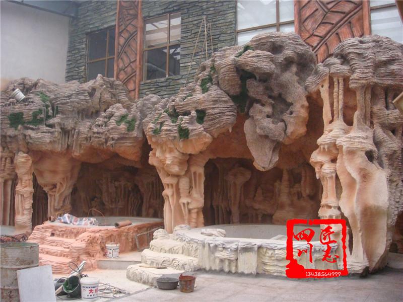 燕郊温泉酒店工程案例展示