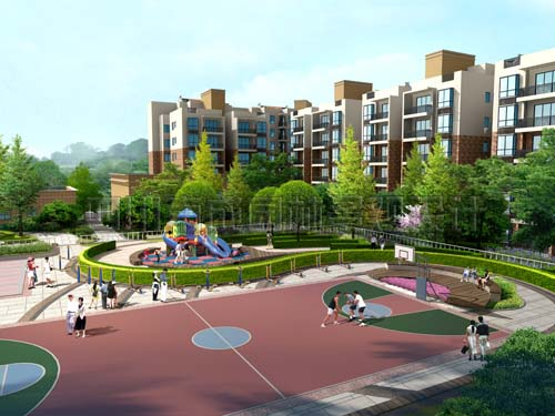 四川园林景观设计公司点评现象质量和康复需求