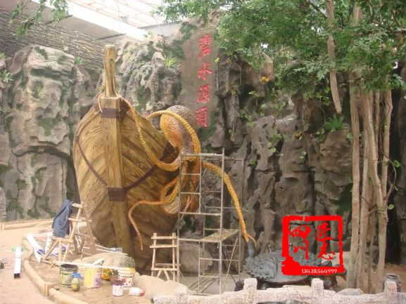四川温泉景观设计
