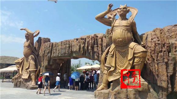 四川主题雕塑