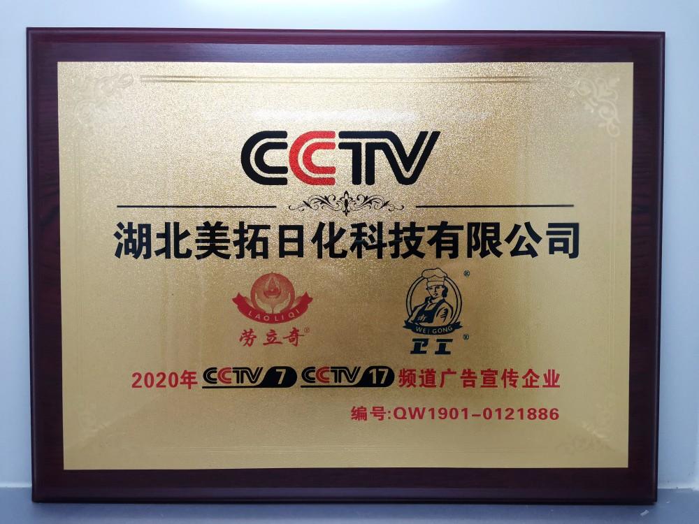 CCTV播出品牌