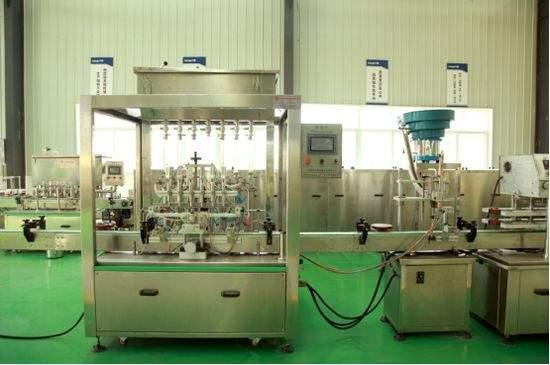 机器硬件设备展示