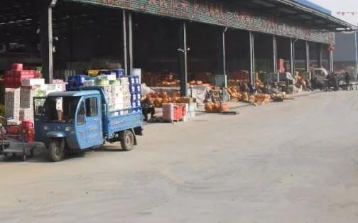 竹叶山市场