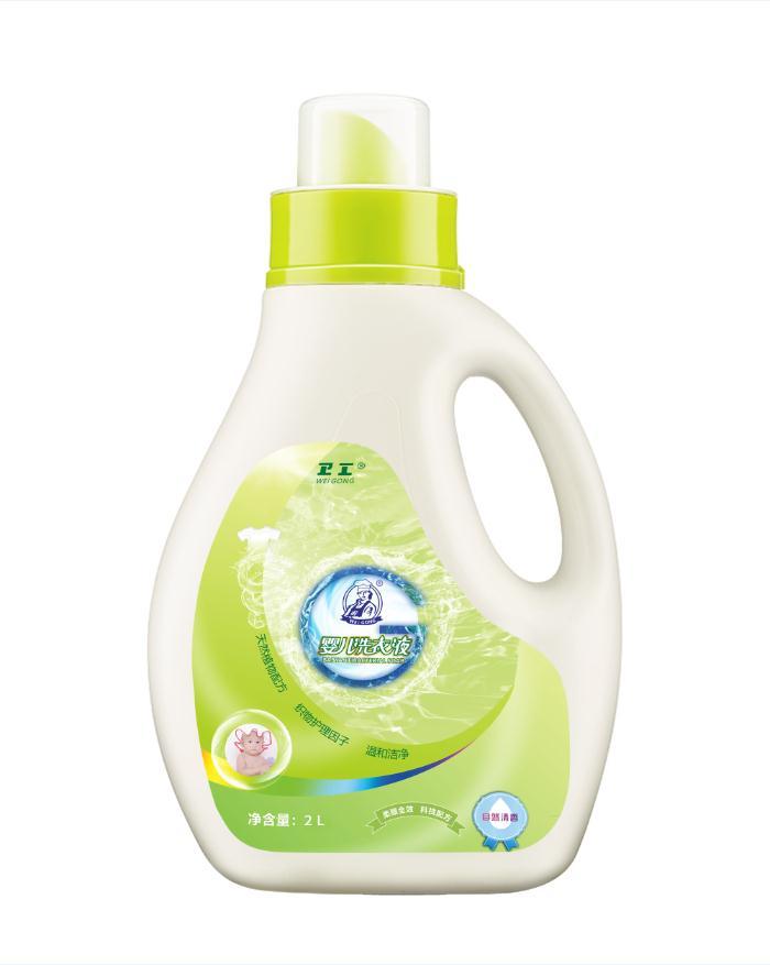 卫工婴儿洗衣液 2L