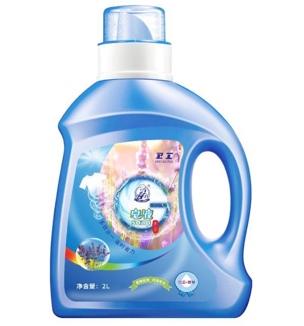 卫工大G版皂液 2L