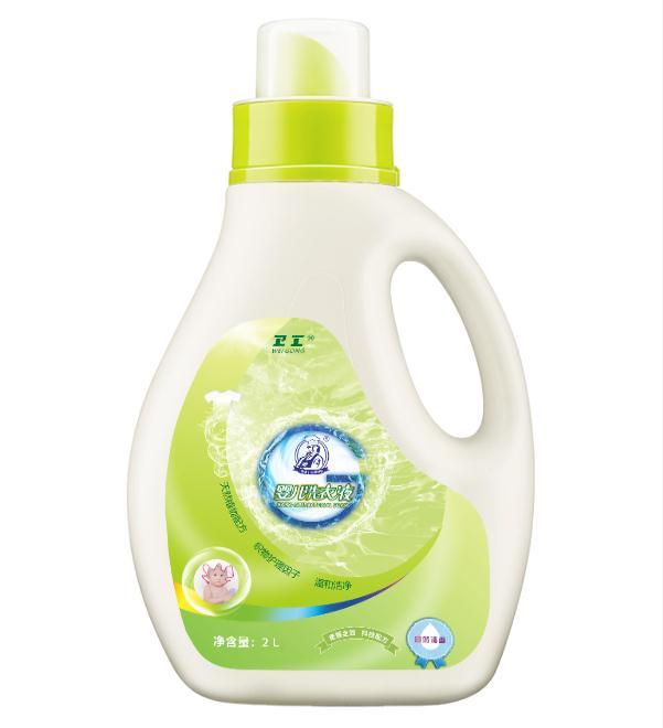 卫工婴儿大G版洗衣液 2L