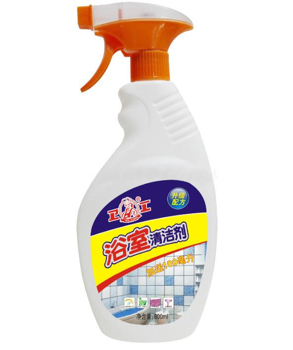 JW-F001浴室清洁剂