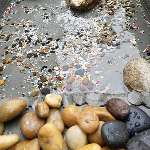 天然鹅卵石还有降压的功能,那它是怎么形成的——弘鑫园林