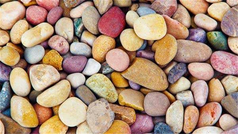 南阳鹅卵石---为什么鹅卵石的颜色那么多?