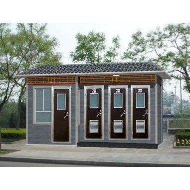 成都环保厕所安装