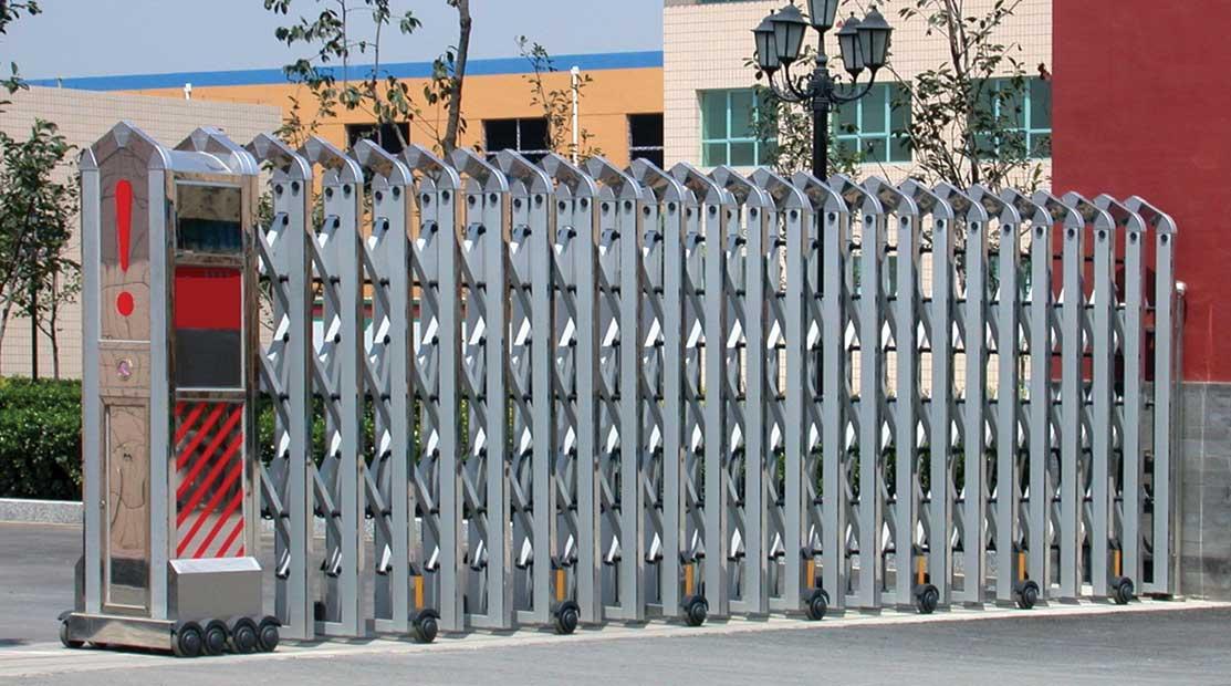 成都电动伸缩门的安装方法与保养注意事项