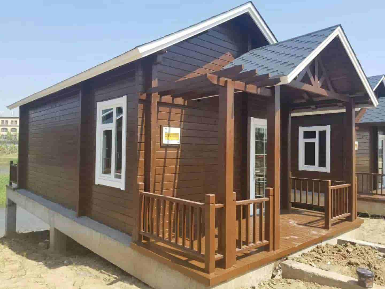 四川重型木屋别墅设计