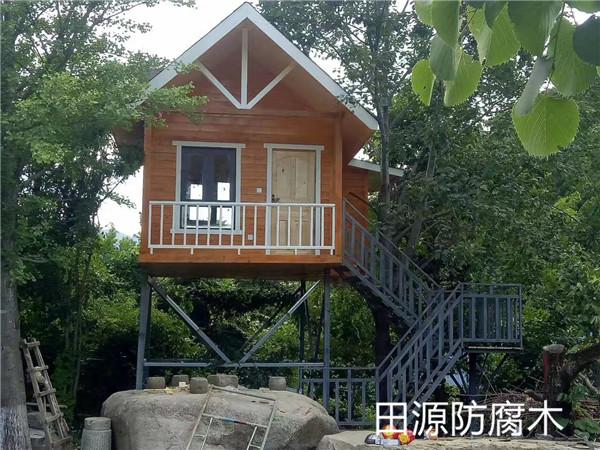 浅谈对于四川防腐木木屋的几大误区