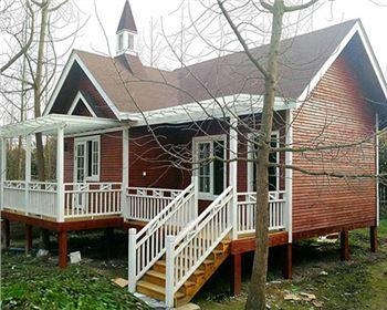 成都防腐木木屋别墅