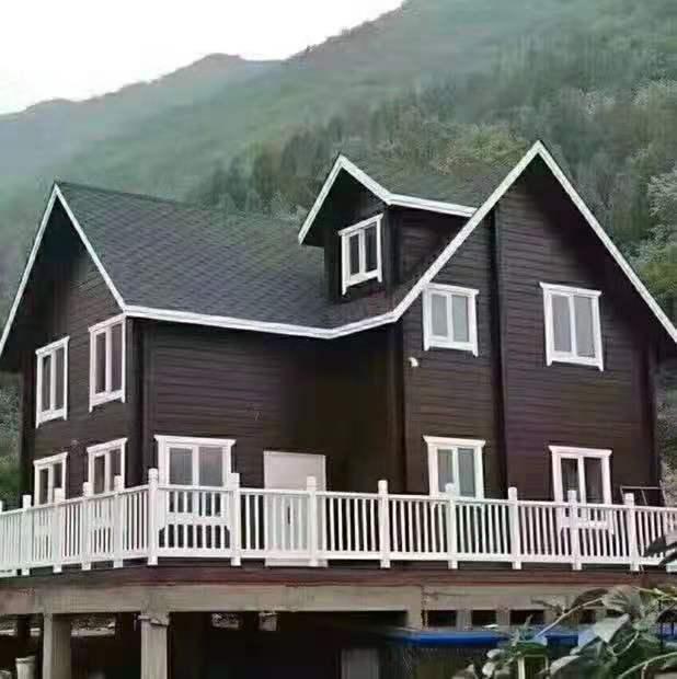 防腐木屋木屋越来越受欢迎了,你想要吗?